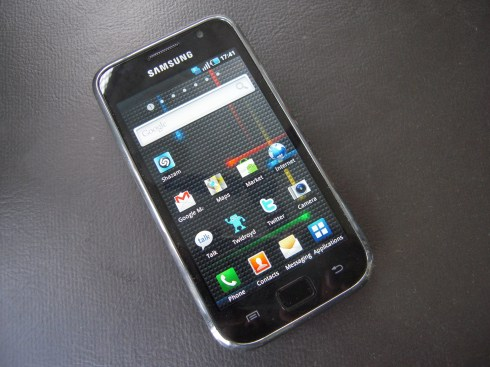 Samsung Galaxy S Android Smartphone