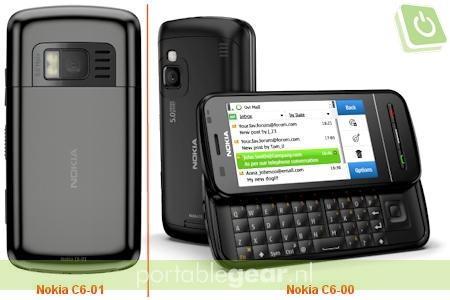 Nokia C6-01 versus Nokia C6