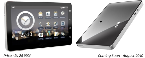Olivepad Android Tablet