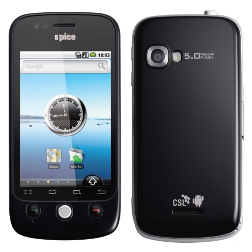 spic mobile android phone