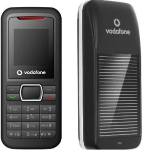 vodafone Rs 1,500 solar phone