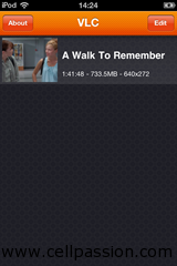VLC Player iOS